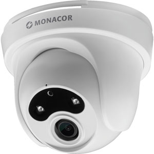 IP dome kamera 4MP