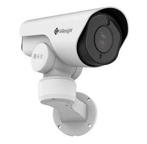 Milesights Mini-PTZ Bullet kamera