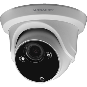 IP dome kamera 3MP
